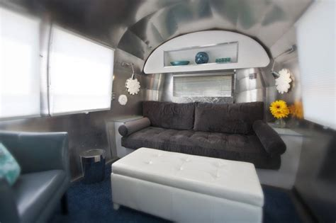 tricked  airstream trailers