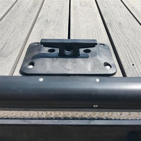 retractable boat dock cleats cleat steel ship boat dock accessories american