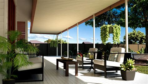 Roof Ideas For Patio Colorbond 174 Exterior Home Improvements Bluescope Steel