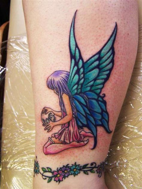 25 exceptional ankle bracelet tattoos creativefan
