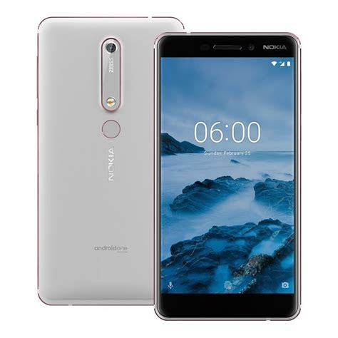 new nokia 6 6 1 2018 review nokias attractive affordable smartphone nokia 6 1 2018 review delivering value in simplicity