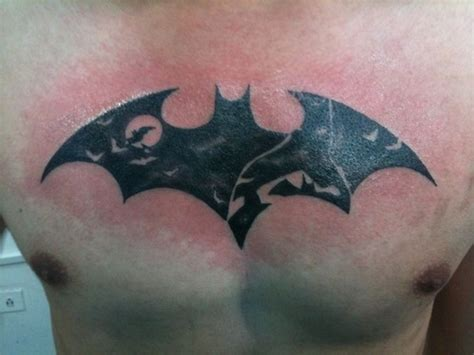 batman light tattoo our favorite batman tattoos from around the world