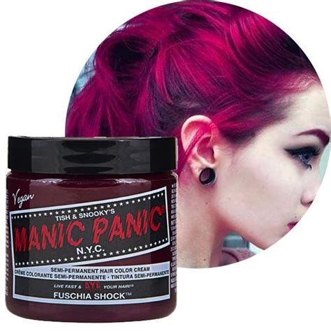 manic panic colors on hair 25 best ideas about manic panic colors on