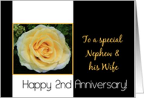 Wedding Anniversary Cards For Nephew by Wedding Anniversary Cards For Nephew From Greeting