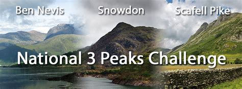 for 3 peaks challenge national 3 peaks challenge series my minimap