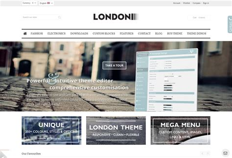 london themes prestashop london premium responsive retina parallax prestashop