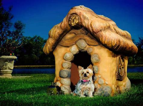 eco dog house eco friendly pooch cottages eco friendly dog houses