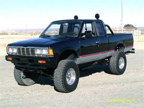 nissan pickup 4x4 sell used 1986 nissan 720 sport truck king cab pickup 2
