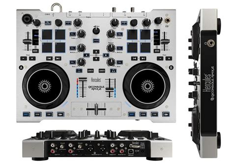 bestel je hercules dj console rmx 2 bij der zwaag muziek