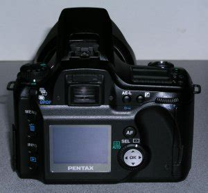 news! hands on with the pentax '*ist d' digital slr