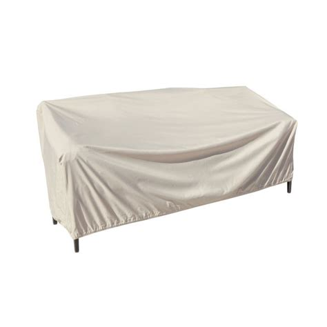 Patio Furniture Covers Curved Sofa Treasure Garden X Large Sofa Curved Sofa Protective Cover