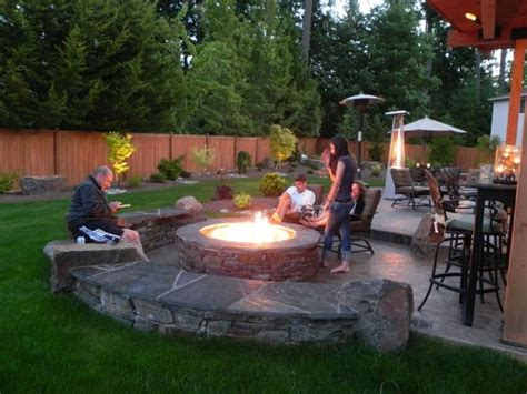 Home Design: Outdoor Stone Patio Ideas On A Budget With