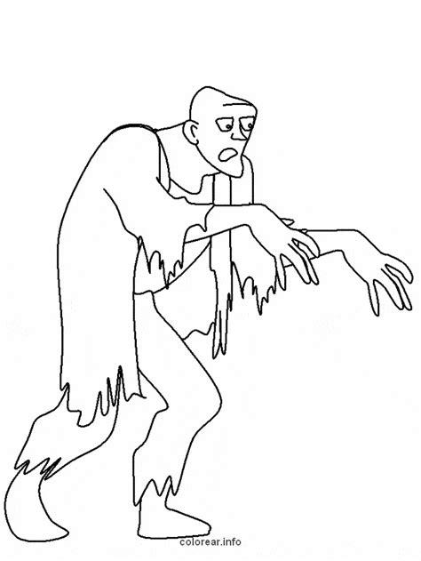 imagenes de zombies reales para colorear imagenes zombies para colorear taringa