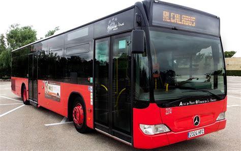imágenes autobuses urbanos transporte