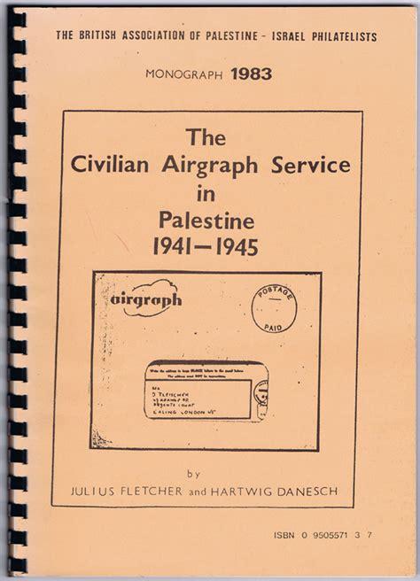 haifa or in modern palestine classic reprint books palestine philatelic books pennymead