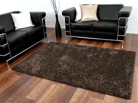 Teppich Dunkelbraun Harzite