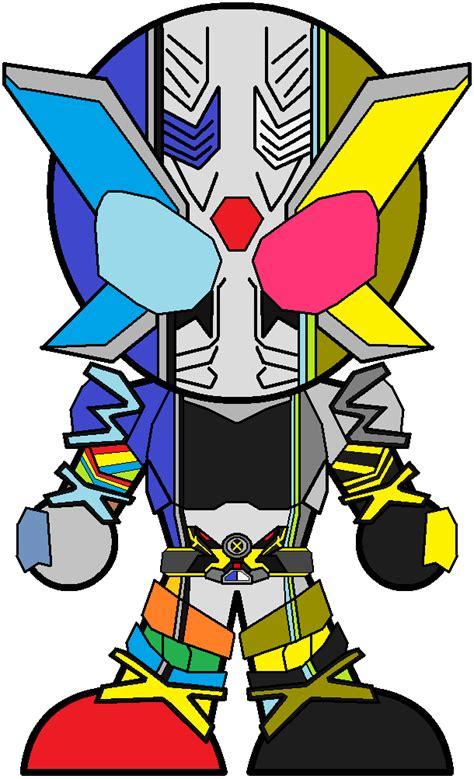 Memory Kamen Rider W chibi kamen rider w time memory by ridersentaiboy