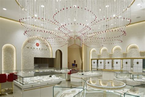 How To Hang Chandelier maharaja diamond jewelry by ichiro nishiwaki design office
