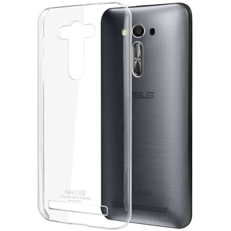 Hardcase Lebuy Asus Zenfone 2 5inch imak 2 ultra thin for asus zenfone 2 5 5 inch ze550kl transparent