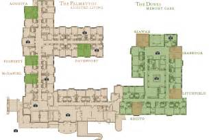 a site plan of our community