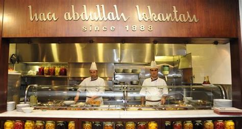Ottoman Palace Cuisine Hacı Abdullah Restaurant Serving Historic Ottoman Palace Cuisine Since 1888 Daily Sabah