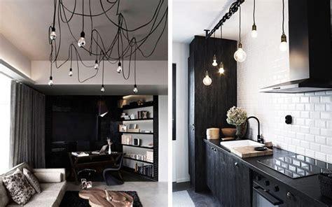 decorar varias fotos en una sola decoraci 243 n de interiores con l 225 mparas colgantes