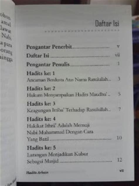 Asbab Wurud Al Hadits Sebab Keluarnya Hadits Rasulullah Karmedia buku 40 hadits pilihan prinsip dan manhaj dalam beragama toko muslim title