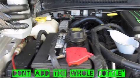 2005 Jeep Wrangler Transmission Fluid Changing Your Jeep Grand Walk Through