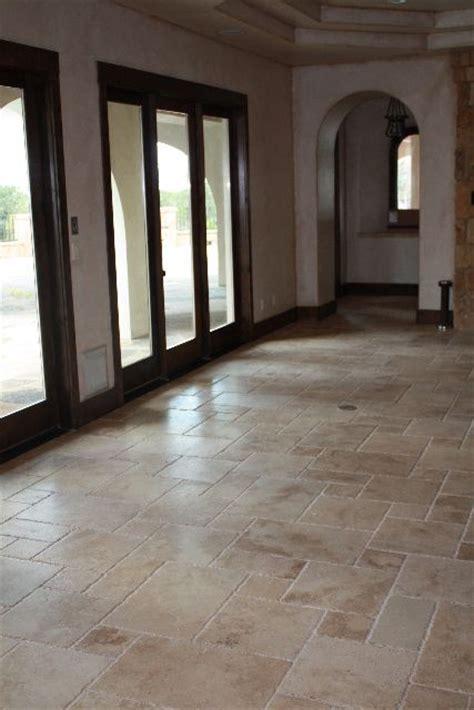 beautiful floors travertine floors for kitchen pinteres