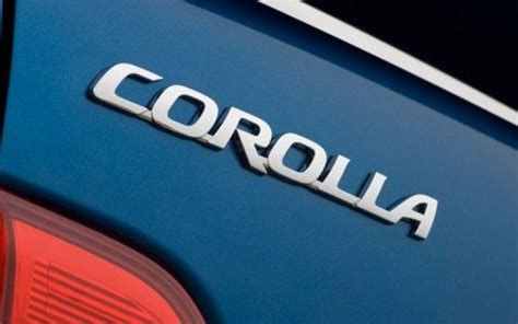 logo toyota corolla toyota corolla emblem logo automotive