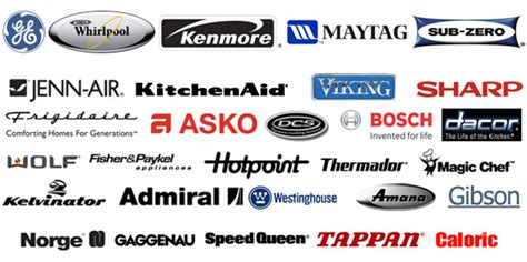 kitchen appliance companies welcome to