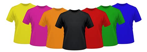 custom color t shirts t shirt features