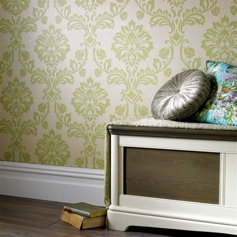 decorative home accessories uk superfresco aurora green 20 784 wallpaper