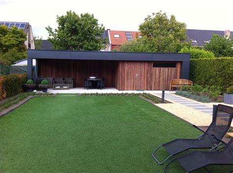 luifel tuinhuis tuinhuis cubic met luifel volkern product in beeld