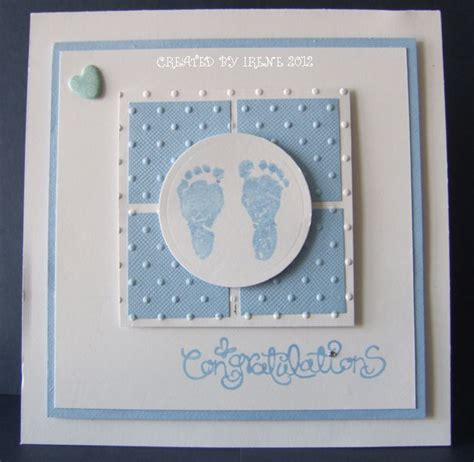 Handmade Baby Card Ideas - 17 best ideas about baby boy cards on baby