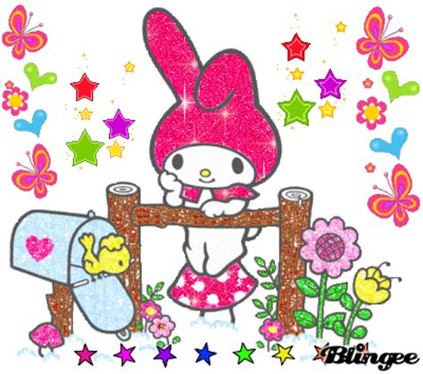 Goodie Bag Busur Kombinasi My Melody 5 my melody picture 87606023 blingee