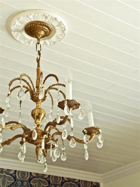 install  planked wood ceiling wood ceilings