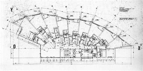 alvar aalto floor plans alvar aalto neue vahr high rise 1 1958 1962 bremen germany piante arch pinterest alvar