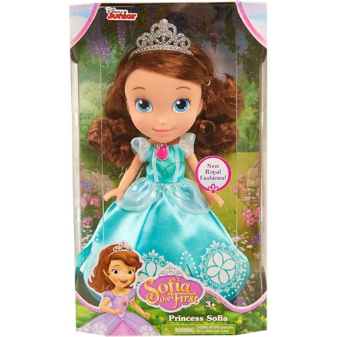 Sofia Blue by Sofia The Princess Sofia Royal Doll Blue Dress