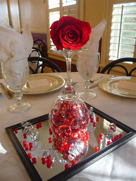 dinner table centerpieces 2 valentines dinner centerpiece holidays
