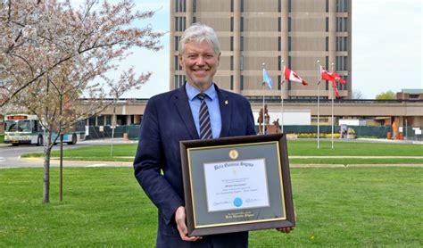 Barry Mba Graduate Bulletin by Goodman Beta Gamma Sigma Chapter Earns International Award