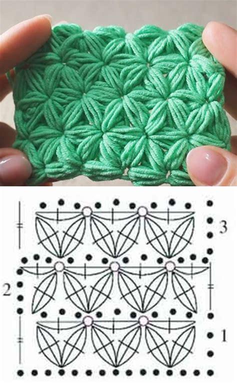 tutorial design patterns jasmine crochet stitch pattern tutorial crochetbeja