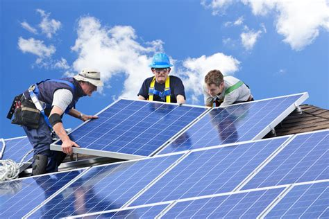 what does a solar panel installer do solar rebates home solar panels get free quotes modernize