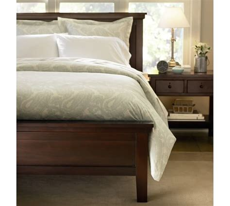 farmhouse bed dresser set pottery barn