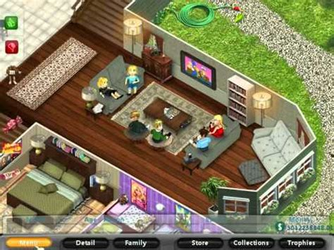 house layout for virtual families 2 virtual families 3 completed house with families of eight