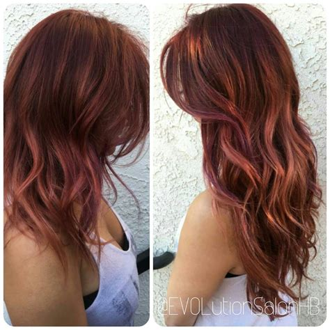 layers halo hair extensions evolution salon hermosa beach halocouture extensions