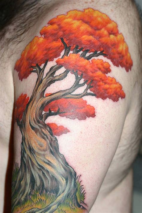 what do tree tattoos mean 60 tree tattoos that can paint your roots