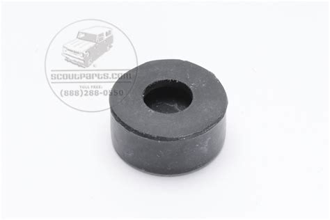 Metric Threaded Rubber Bumpers by Stop Rubber Bumper 1959 68 International Scout