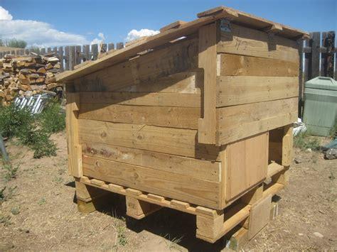 woodworking coop another pallet coop wood pallet chicken coops