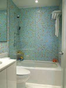 glass bathroom tiles ideas light blue glass tile bathroom home design examples